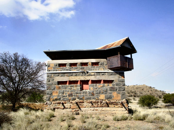 Blockhouse Orange River Station