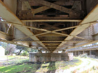 Railway Bridge No1 Wolsley
