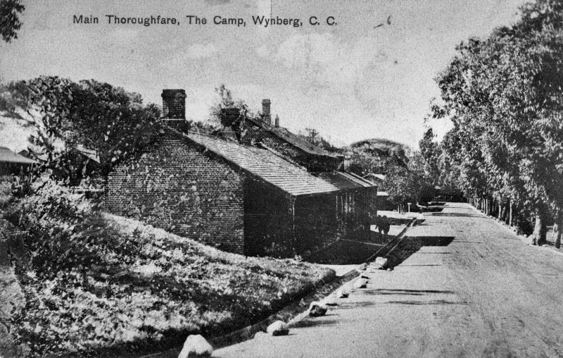 Main Thoroughfare, The Camp, WYnberg